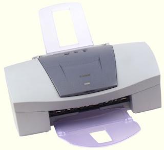 Imprimante Canon jet d'encre S500