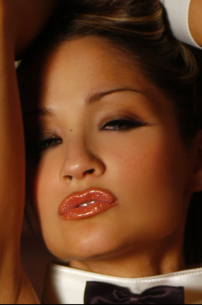 Celebrity Sexy Show Alley Baggett Dimond Bikini  Alley -4307