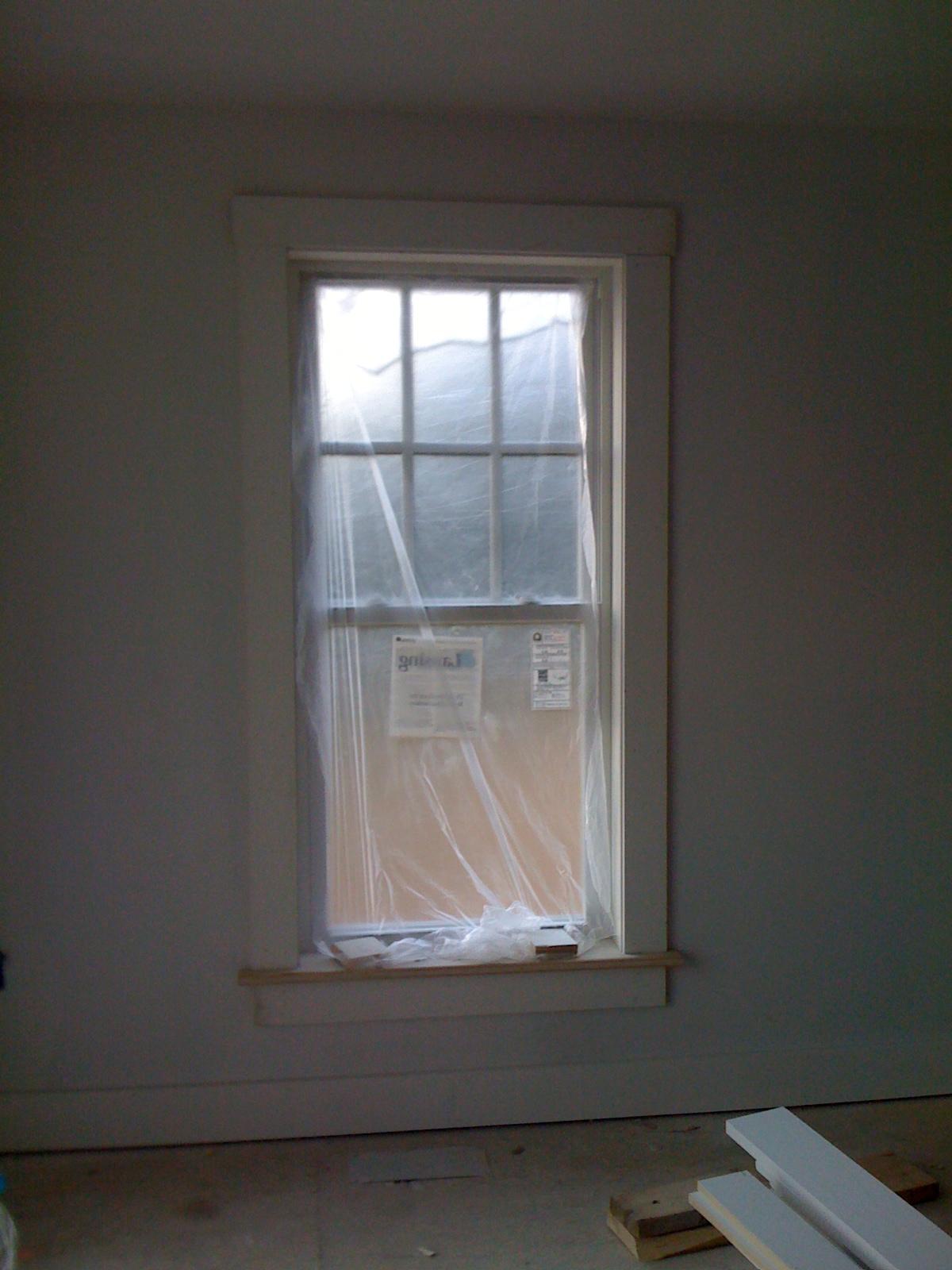 Nova greenovation trim and interior doors - Interior door with window on top ...