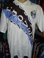 Brechó do Futebol. Bar   Camisetas.  Torcida Jovem do grêmio final ... 4c07f137577f2