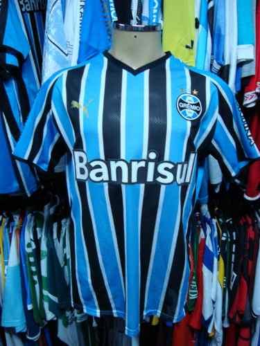 Brechó do Futebol. Bar   Camisetas.  Grêmio 2008 Camisa Titular De ... 25a9e41e453e9