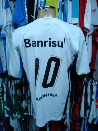 Brechó do Futebol. Bar   Camisetas.  Grêmio 2006 Camisa Reserva ... 8f8abaf5aca72
