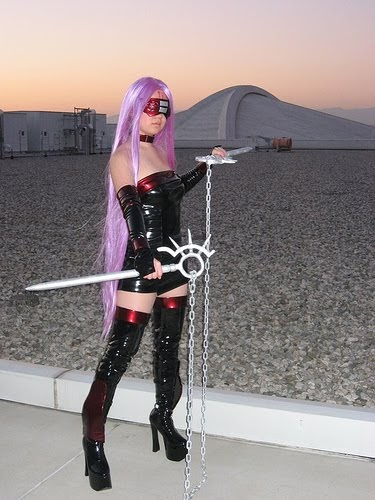 night riders Cosplay fate stay