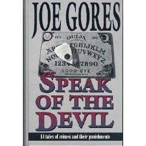 Sweet Freedom: FFB: Joe Gores: SPEAK OF THE DEVIL (Five Star