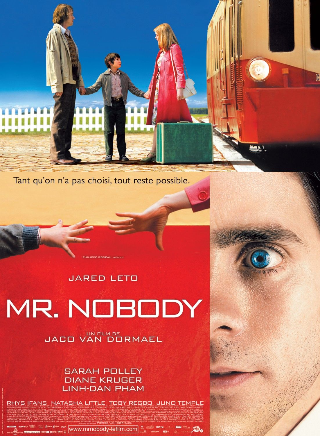 mr nobody trailer