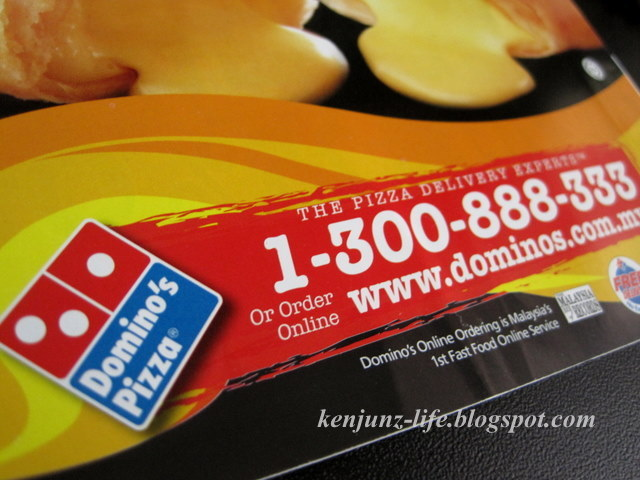 Junning Into The Walks Of Ken Domino S Pizza Malaysia Delivery