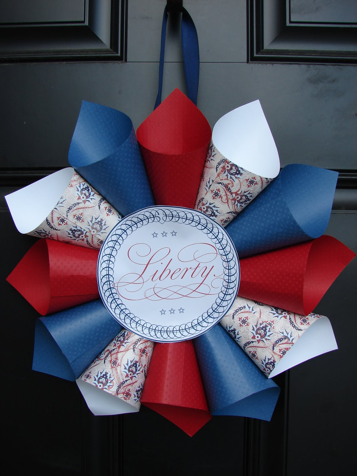 My Blessed Life Fun With 4th Of July Crafts Part 3