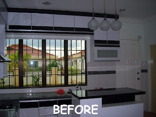 Simple Nice And Modern Roman Blind Amat Sesuai Untuk Ruang Dapur Balkoni Bilik Bacaan Dan Tidur Terdapat Perbagai Warna Corak