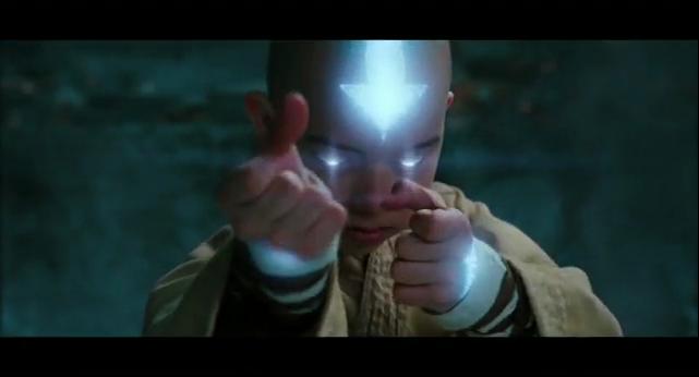 Avatar Aang Film 2