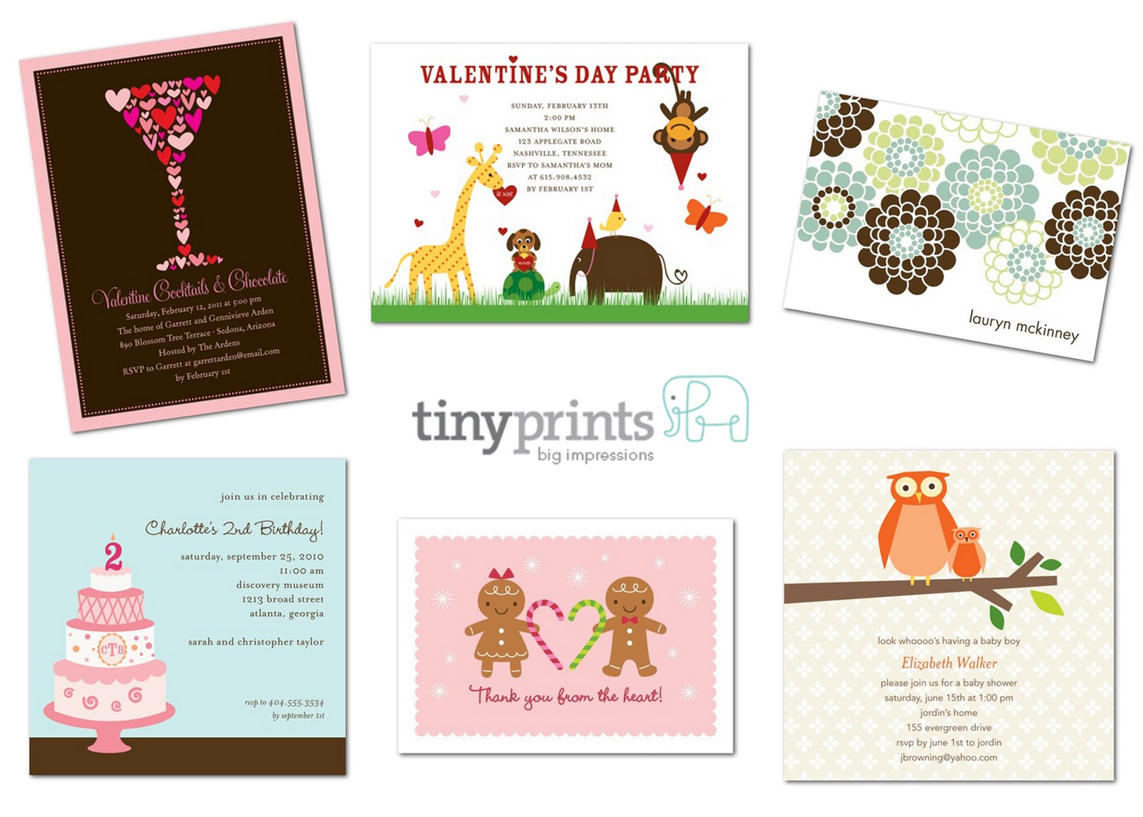 tiny prints giveaway glorious treats