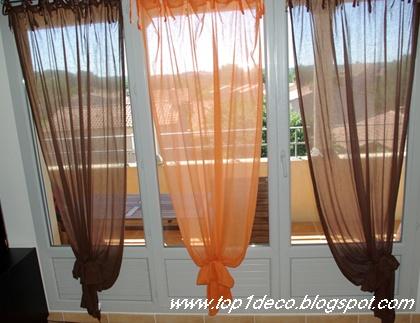 deco style comment faire ses rideaux. Black Bedroom Furniture Sets. Home Design Ideas