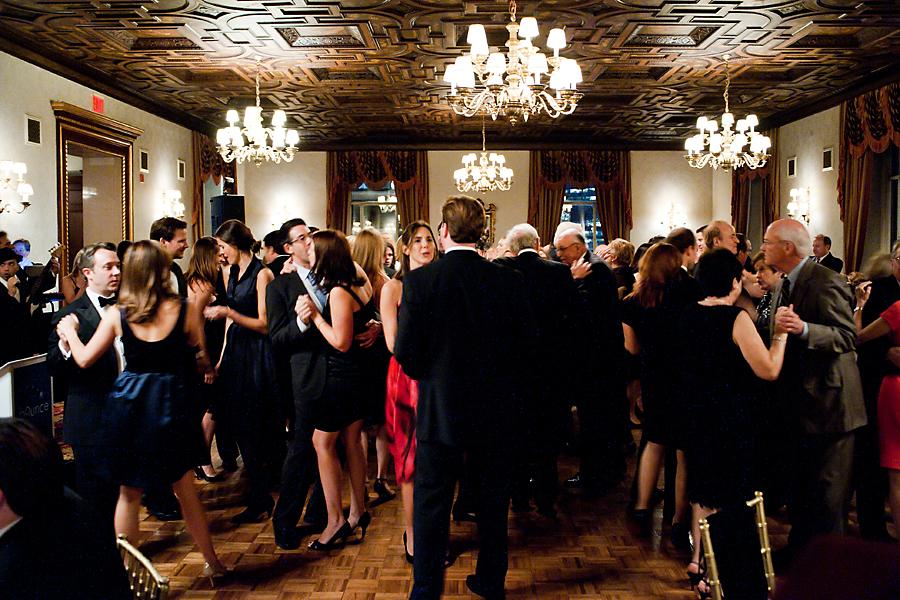 Erik Ekroth New York Athletic Club Wedding