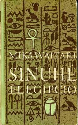 Sinuhé, el egipcio - Mika Waltari (audiolibro)