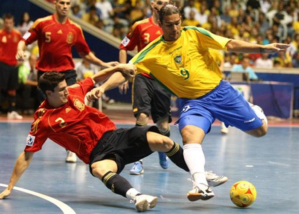 Show De Bola  História do Futsal 4e31687a70a8b