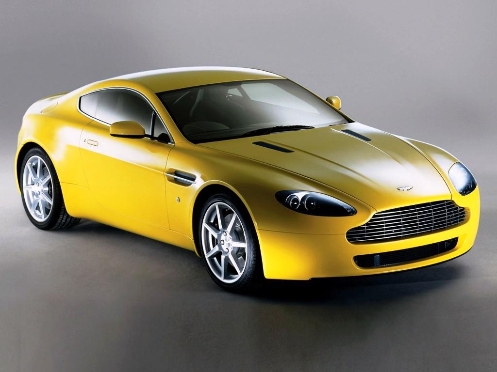 Aston Martin Sports Car  Sports Cars