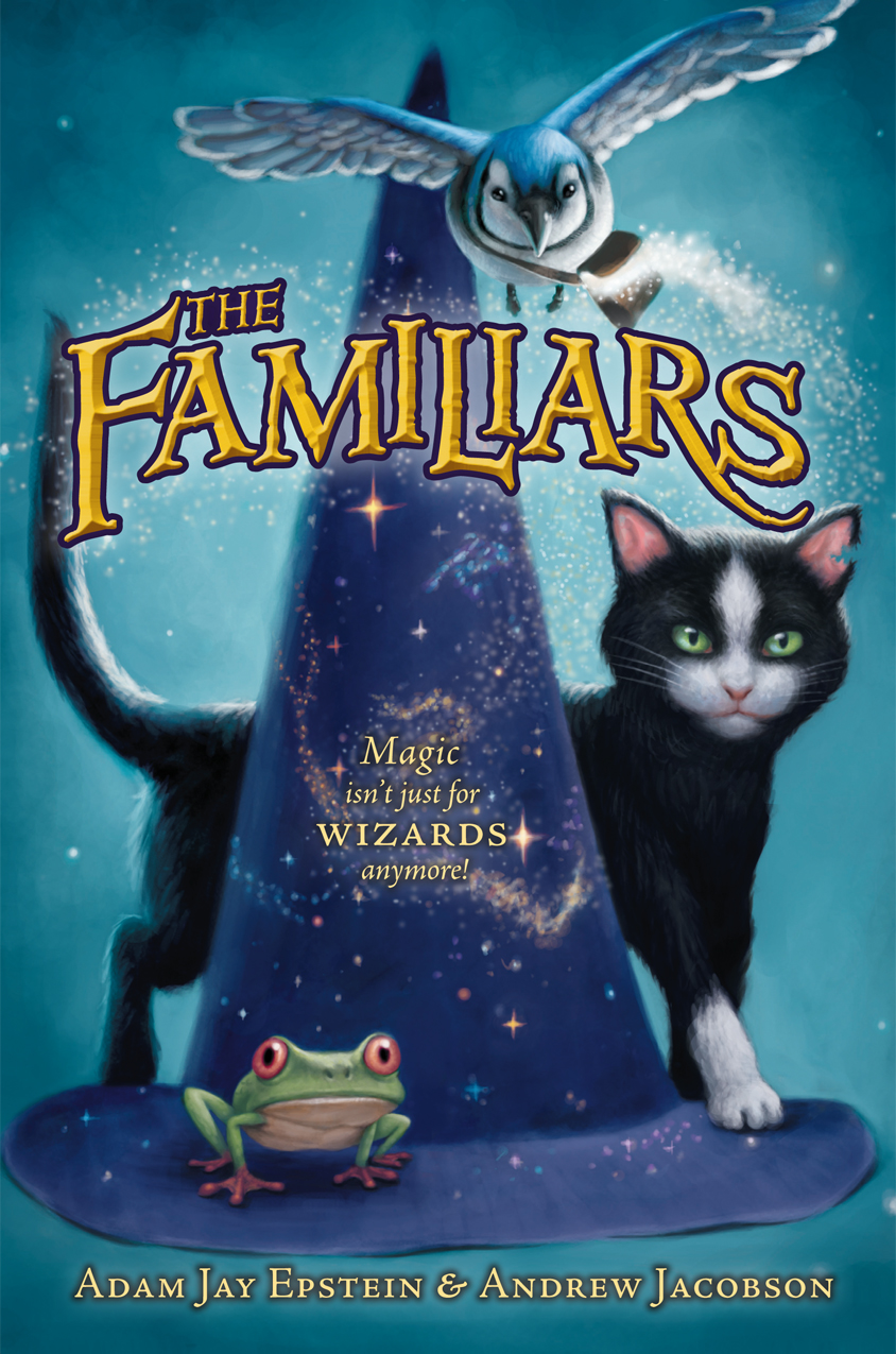 The Brain Lair Guest Post The Familiars By Adam Jay border=