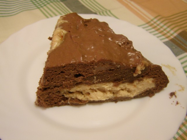 Bizcocho de chocolate y almendra Bifinett