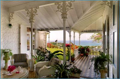 jamaica byles Historic Caribbean Houses