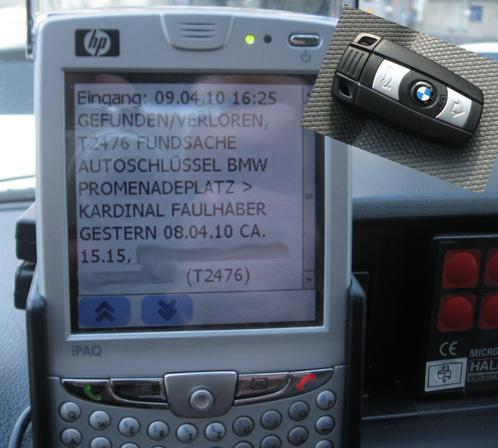 über taxi münchen