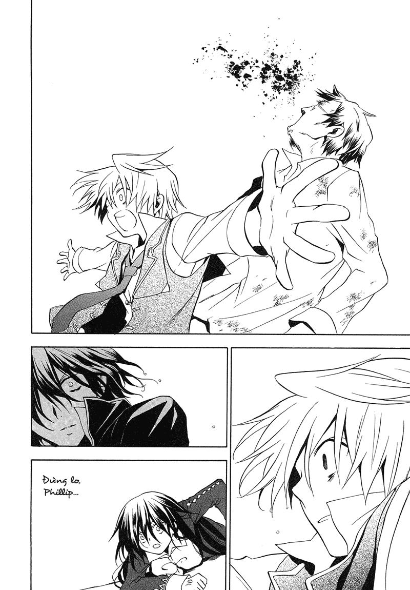 Pandora Hearts chương 012 - retrace: xii where am i trang 20