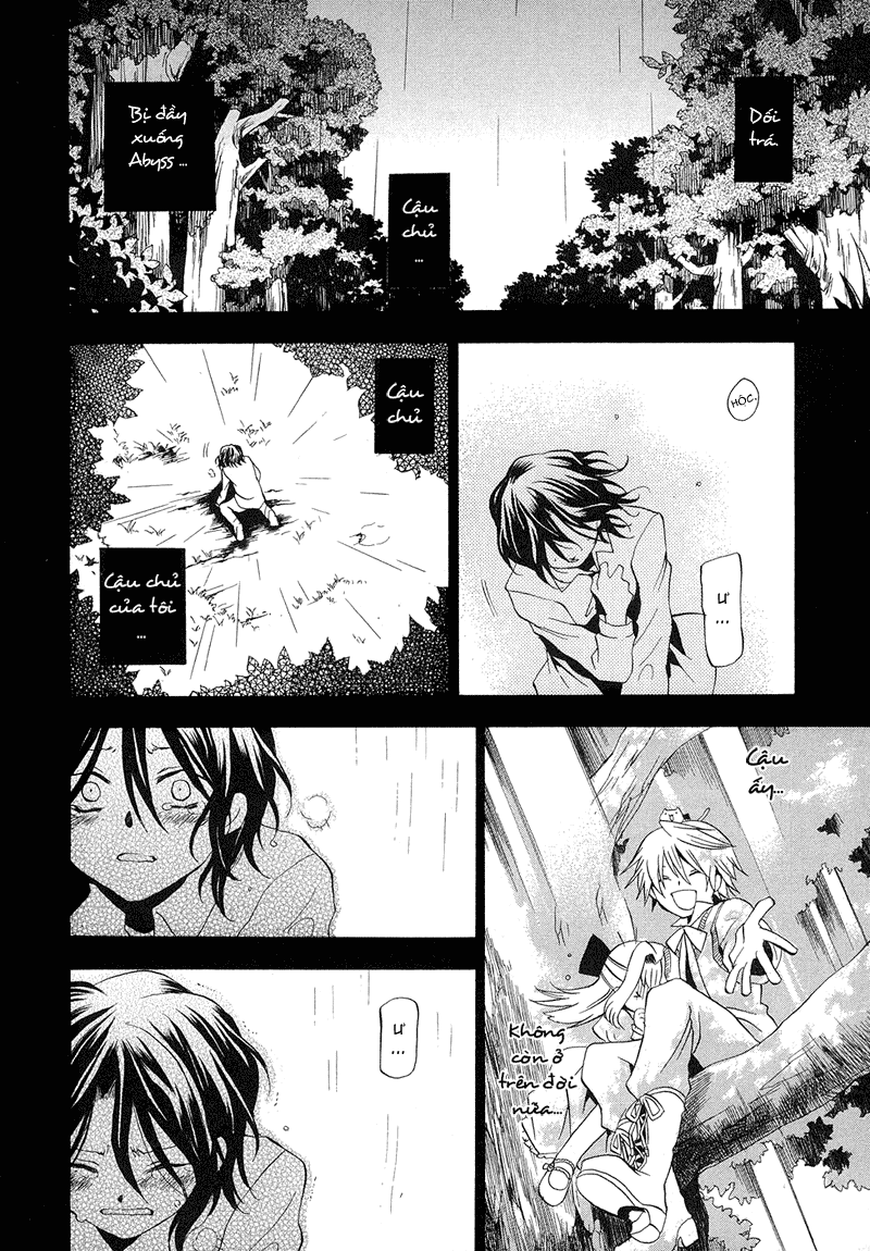 Pandora Hearts chương 012 - retrace: xii where am i trang 44