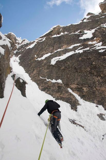 American Alpine Institute - Climbing Washington Pass Trip Of Season