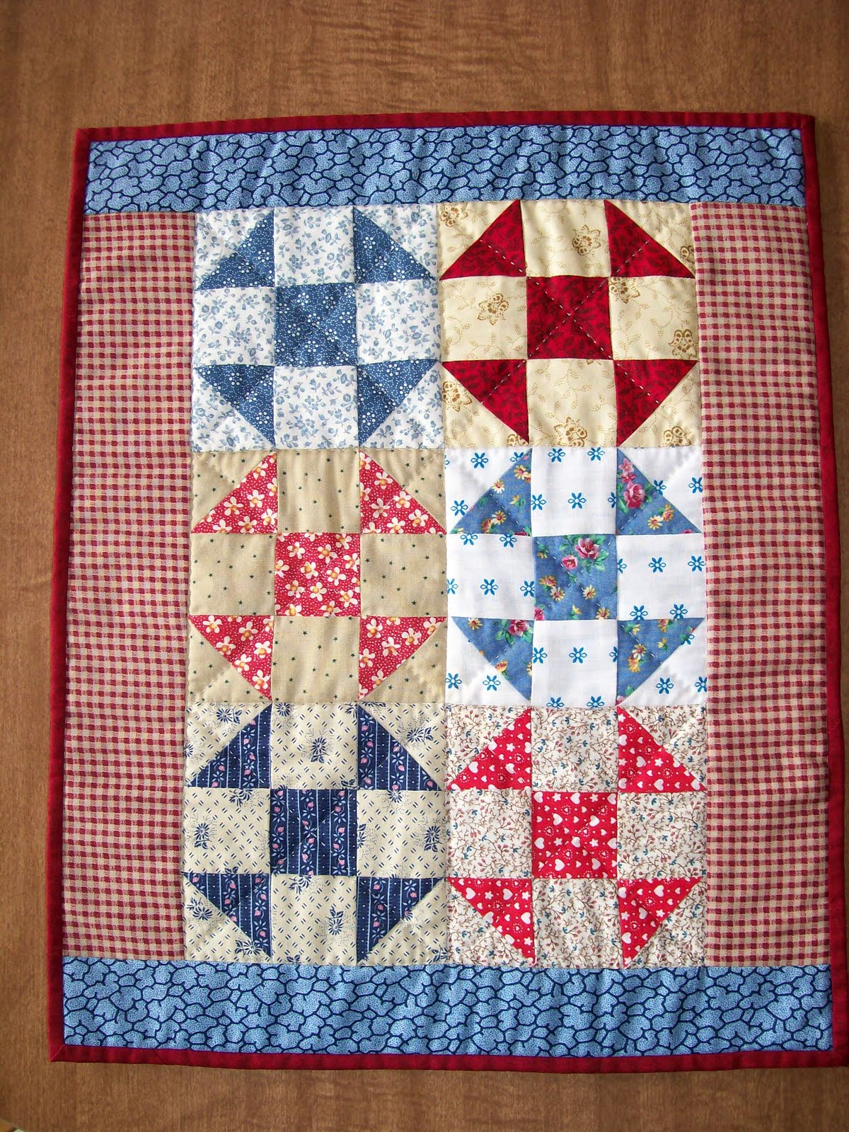 Emz Piney Post Doll Quilts