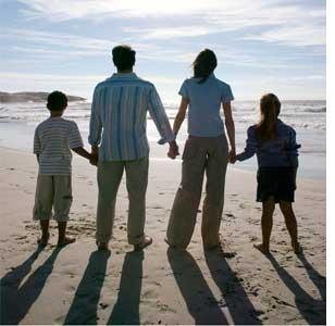 Aile en büyük hazine