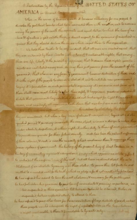 Master thesis declaration
