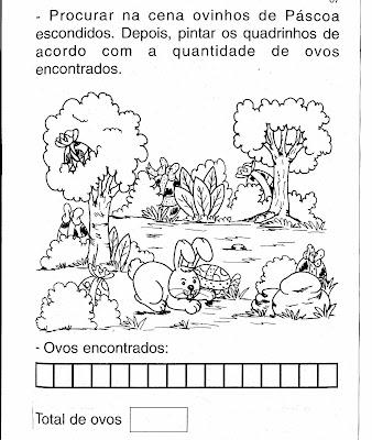 Aprendizagem E Alfabetização Imagensatividadespáscoa Alfabetização