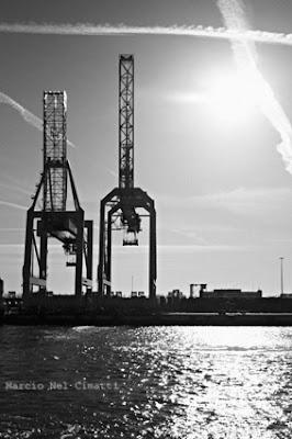 Roterdam – Passeio de barco pelo porto