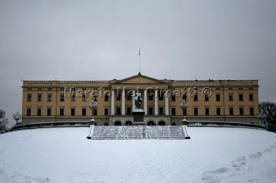 Oslo - Palácio Real