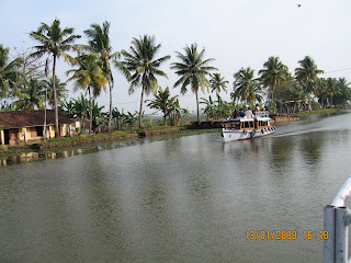 Backwaters: Venice would feel dejected in this natural beauty!