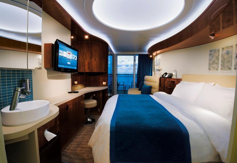 Norwegian Epic Rooms