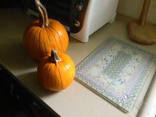 how to puree a pumpkin with the help of your microwave