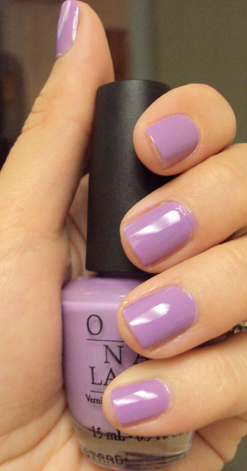 "Ansa's Beauty and fashion blog: NOTD OPI ""Do you lilac it?""  Ansa's Beau..."