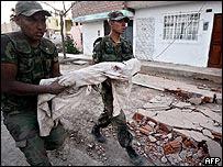 peru terremoto 2007