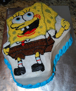 Creative CakeWorks SpongeBob SquarePants