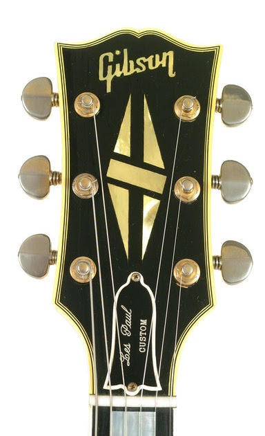 Guitar Build Headstock