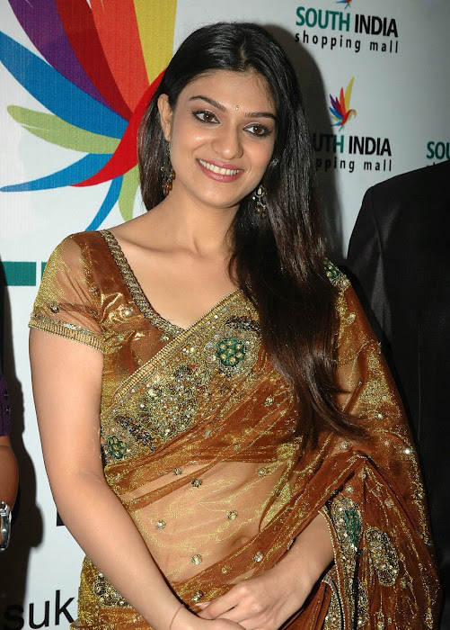 siya new spicy in saree