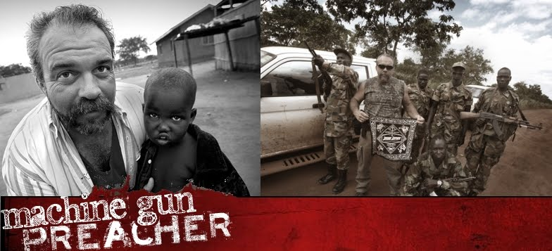 Machine Gun Preacher 2011 Great Movies In 2019