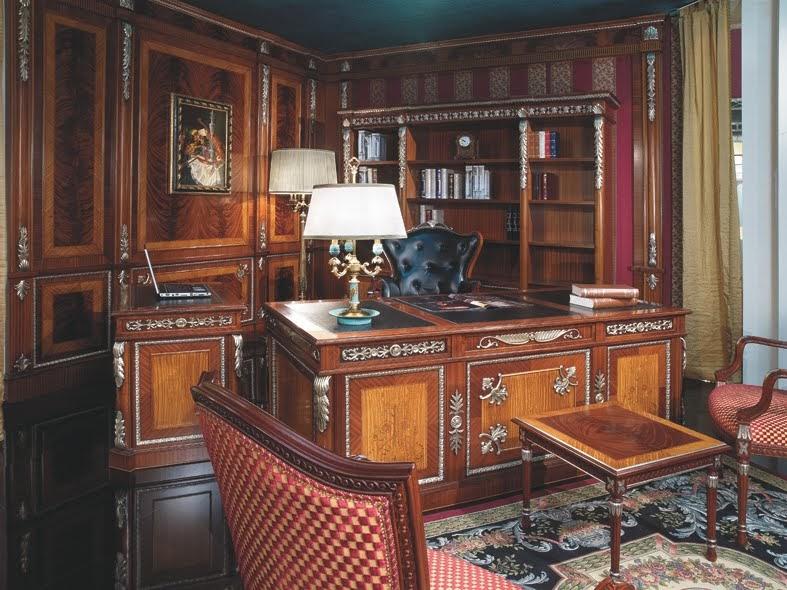 Italian Office Furniture Russian Style Luxury Italian
