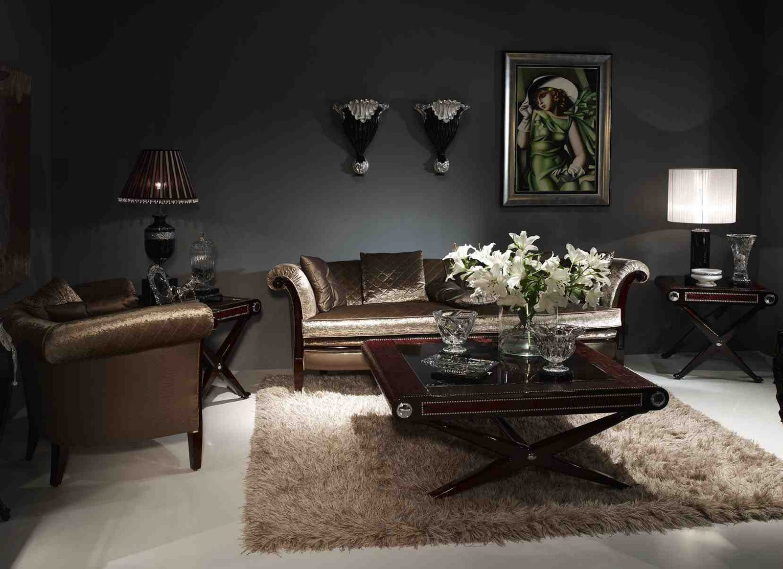 antique italian classic furniture furniture design services for interior design. Black Bedroom Furniture Sets. Home Design Ideas