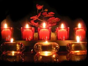 Deseo: Esoterismo: Los Mensajes secretos de las velas