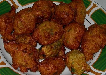 Bajan Fish Cakes And Bakes