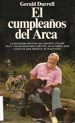 El cumpleaños del Arca – Gerald Durrell