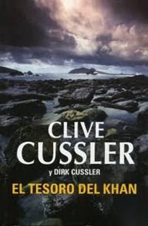 El tesoro del Khan – Clive Cussler