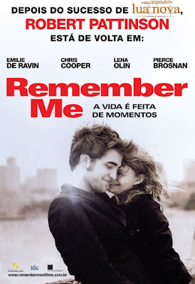 Remember Me Movie with Robert Pattinson