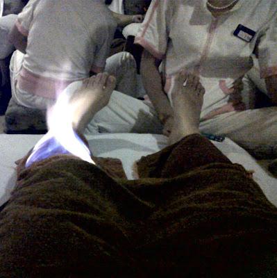 Fire Treatment