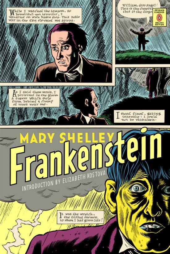 ethics of creation frankenstein